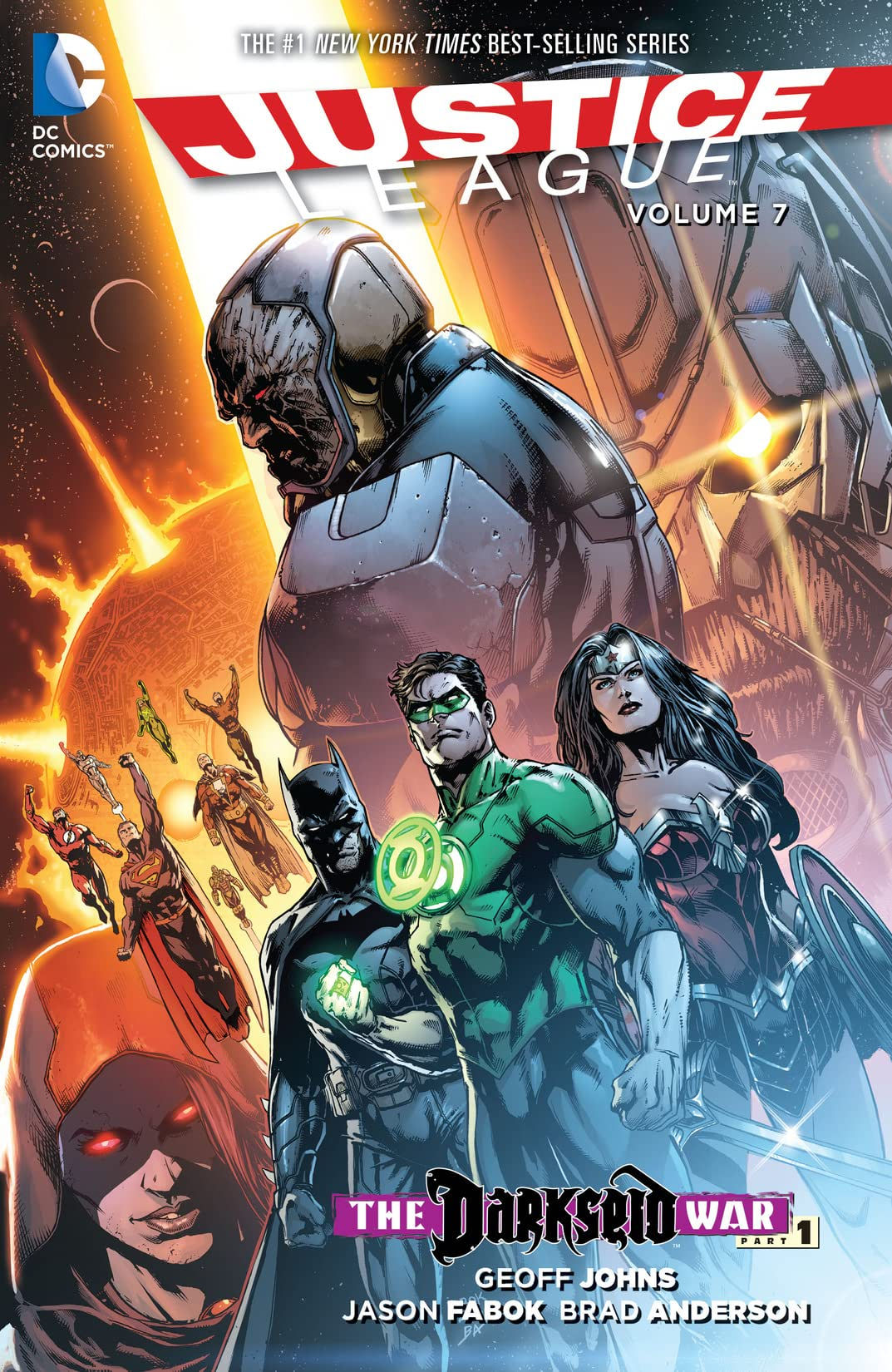 Justice League (2011-2016) Vol. 7: Darkseid War