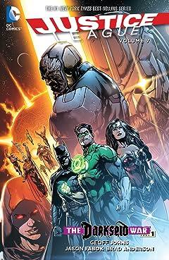 Justice League (2011-2016) Vol. 7: Darkseid War