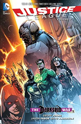 Justice League (2011-) Vol. 7: Darkseid War