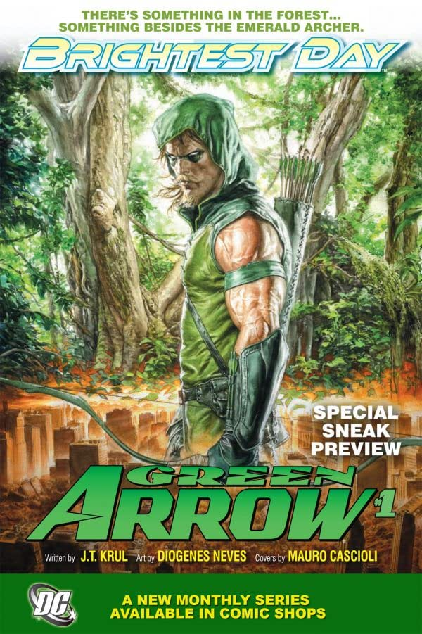 Green Arrow (2010-2011) #1: 10-Page Preview
