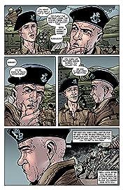 Garth Ennis' Battlefields No.1 (sur 6): The Green Fields Beyond - Part 1
