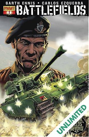 Garth Ennis' Battlefields #1 (of 6): The Green Fields Beyond - Part 1