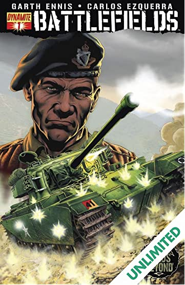 Garth Ennis' Battlefields #1 (of 6): The Green Fields Beyond - Part 1