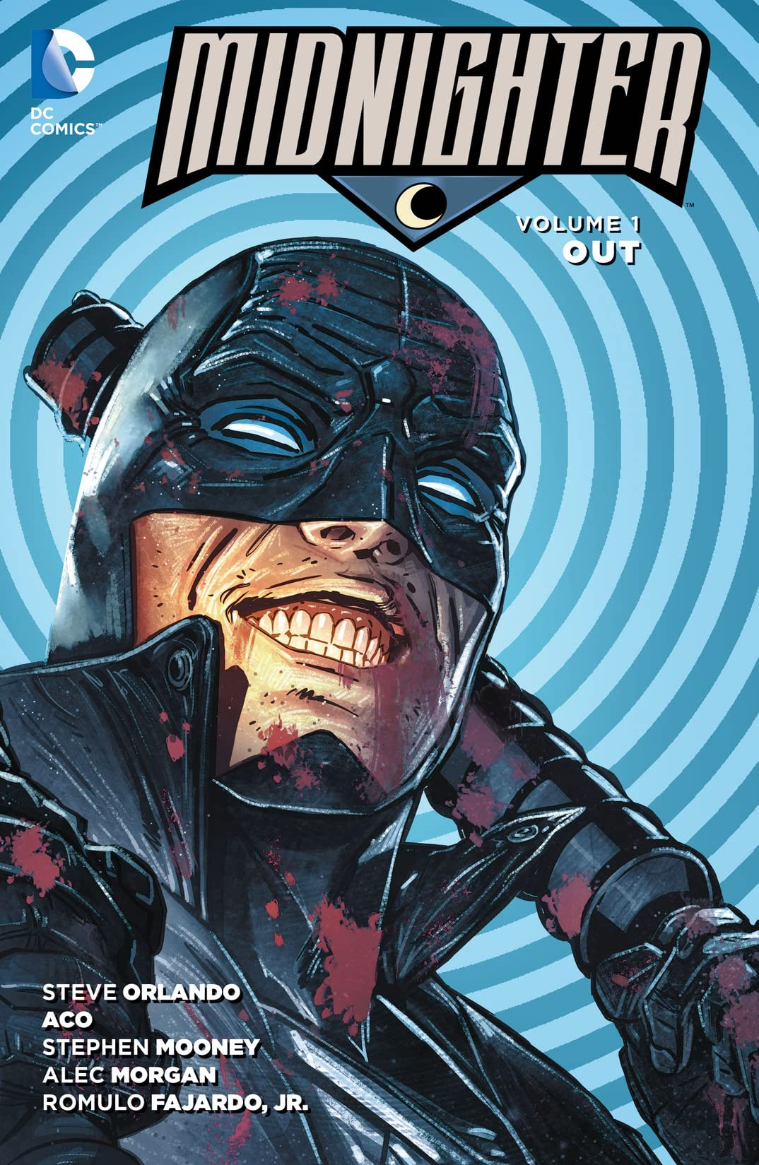 Midnighter (2015-2016) Vol. 1: Out