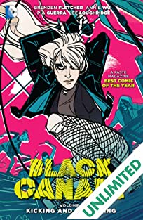 Black Canary (2015-2016) Vol. 1: Kicking and Screaming