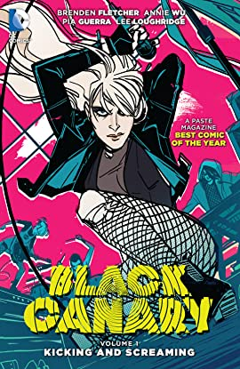 Black Canary (2015-2016) Tome 1: Kicking and Screaming