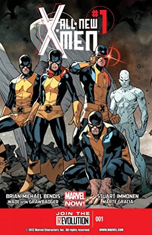 All-New X-Men (2012-2015) No.1