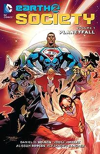 Earth 2: Society (2015-2017) Vol. 1: Planetfall