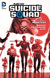 New Suicide Squad (2014-2016) Vol. 2: Monsters