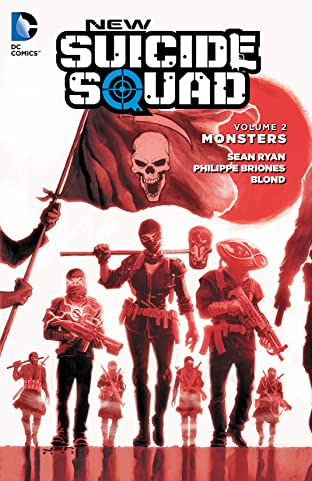 New Suicide Squad (2014-) Vol. 2: Monsters