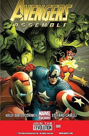 Avengers Assemble No.9
