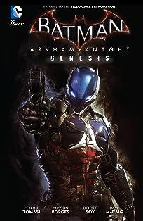 Batman: Arkham Knight - Genesis (2015-2016)