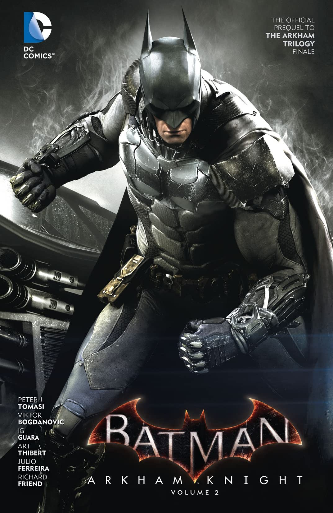 Batman: Arkham Knight (2015-2016) Vol. 2