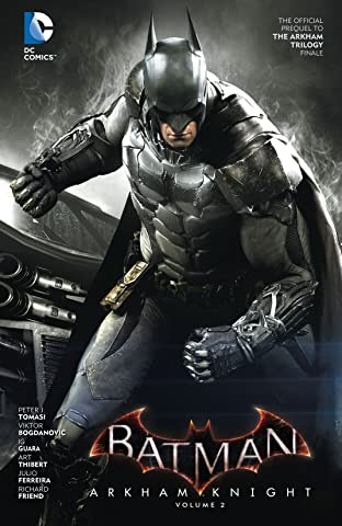 Batman: Arkham Knight (2015-2016) Tome 2