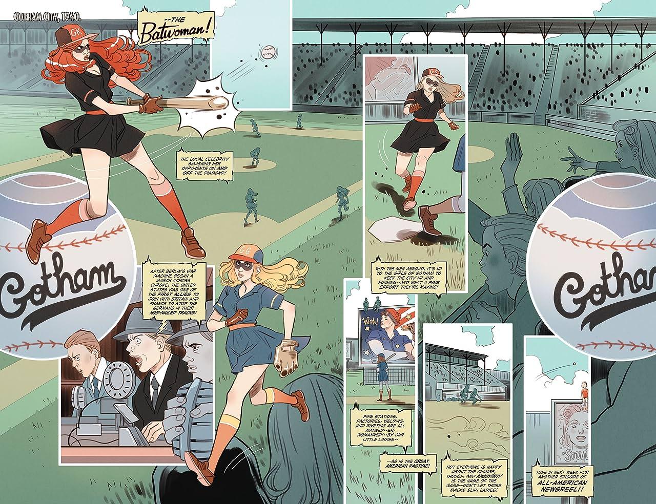 DC Comics: Bombshells (2015-2017) Tome 1: Enlisted