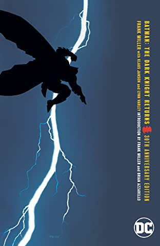 Batman: The Dark Knight Returns - 30th Anniversary Edition