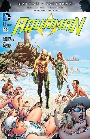 Aquaman (2011-) #49