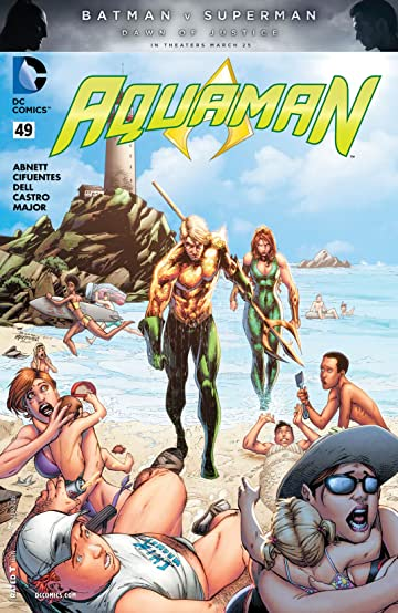 Aquaman (2011-2016) #49