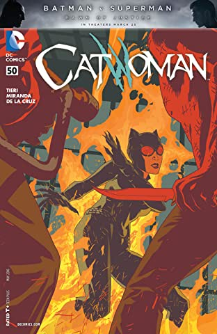 Catwoman (2011-) #50