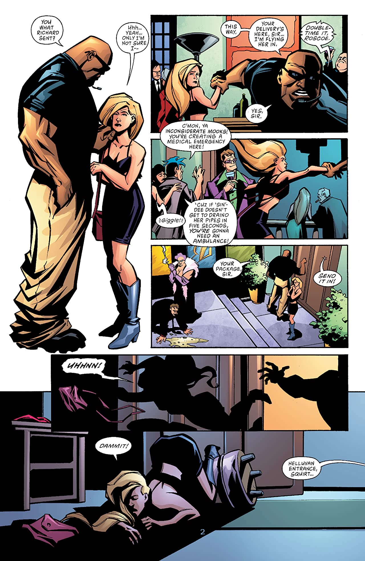 Green Arrow (2001-2007) #2