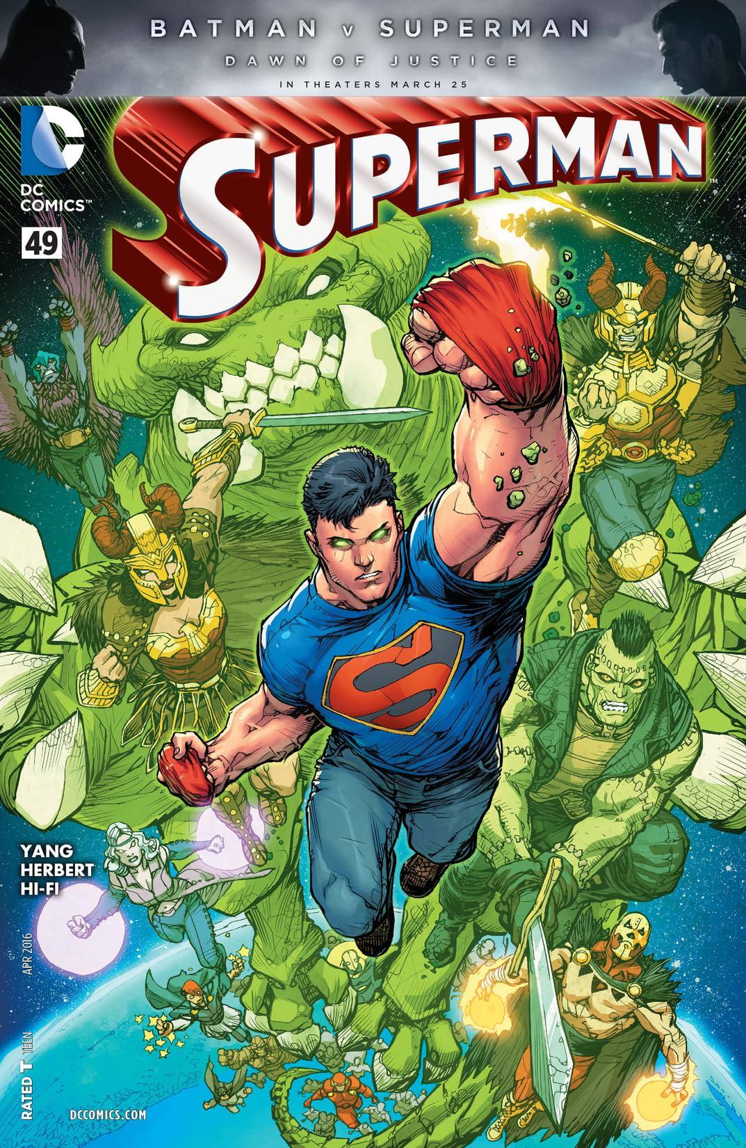 Superman (2011-2016) #49