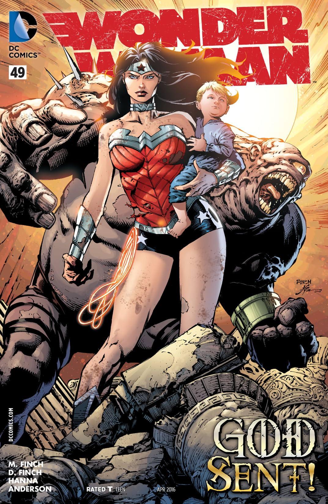 Wonder Woman (2011-2016) #49