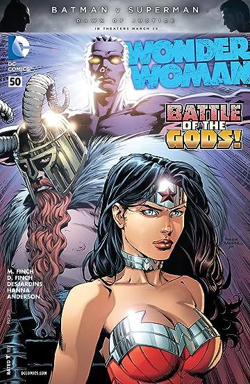Wonder Woman (2011-2016) #50