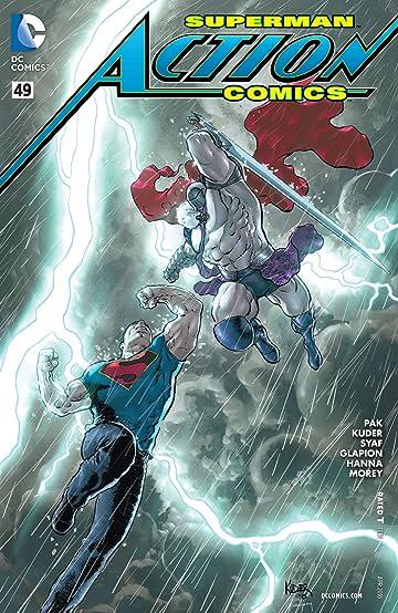 Action Comics (2011-2016) #49