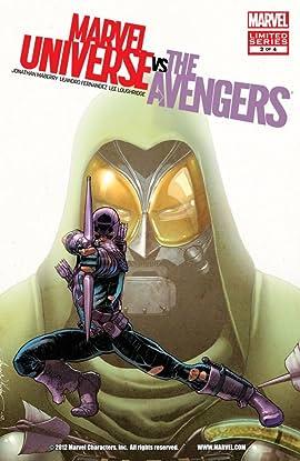 Marvel Universe vs. Avengers No.2 (sur 4)
