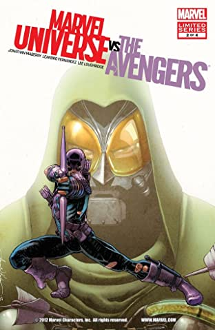 Marvel Universe vs. Avengers #2 (of 4)