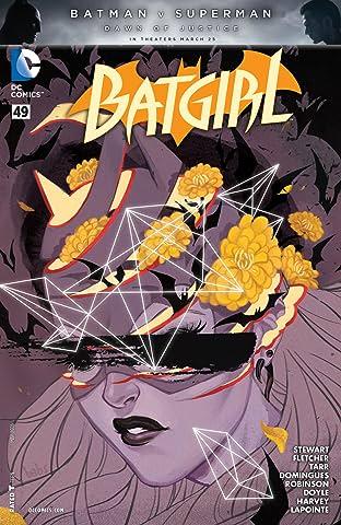 Batgirl (2011-) #49