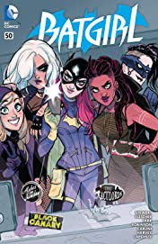 Batgirl (2011-2016) #50