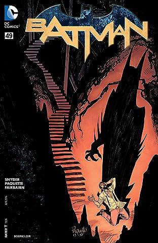 Batman (2011-) #49