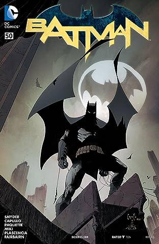 Batman (2011-) #50