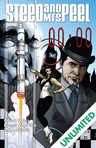 Steed and Mrs. Peel: Ongoing #3