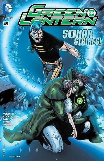Green Lantern (2011-2016) #49