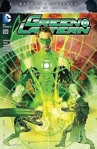 Green Lantern (2011-) #50