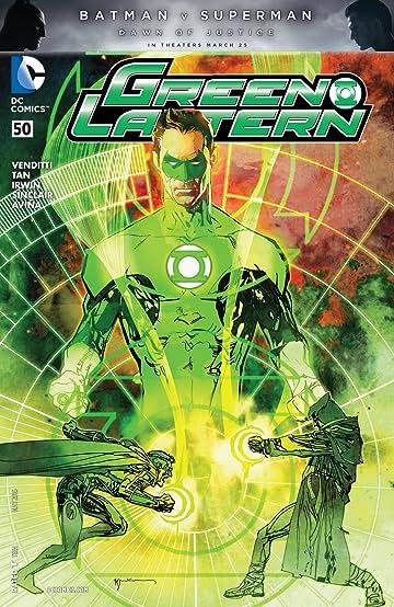 Green Lantern (2011-2016) #50