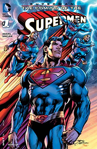 Superman: The Coming of the Supermen (2016) #1