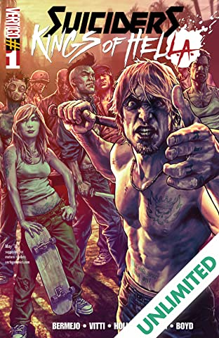 Suiciders: Kings of HelL.A. (2016) #1