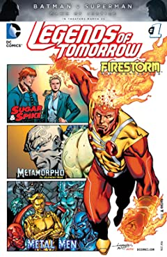 Legends of Tomorrow (2016) #1