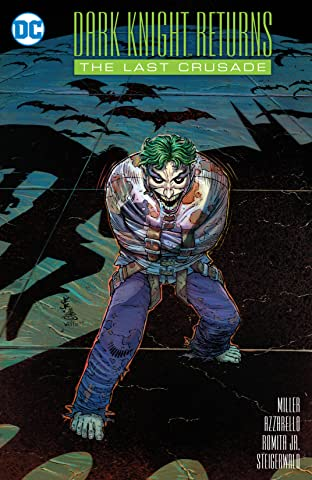 The Dark Knight Returns: The Last Crusade (2016) #1