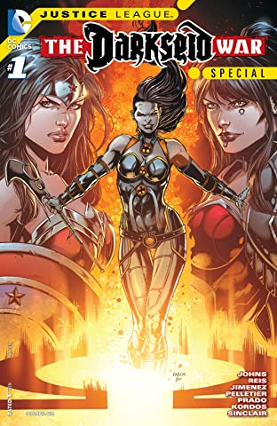 Justice League: The Darkseid War Special (2016) #1