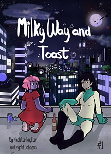 Milky Way and Toast Vol. 1: Space Brunch