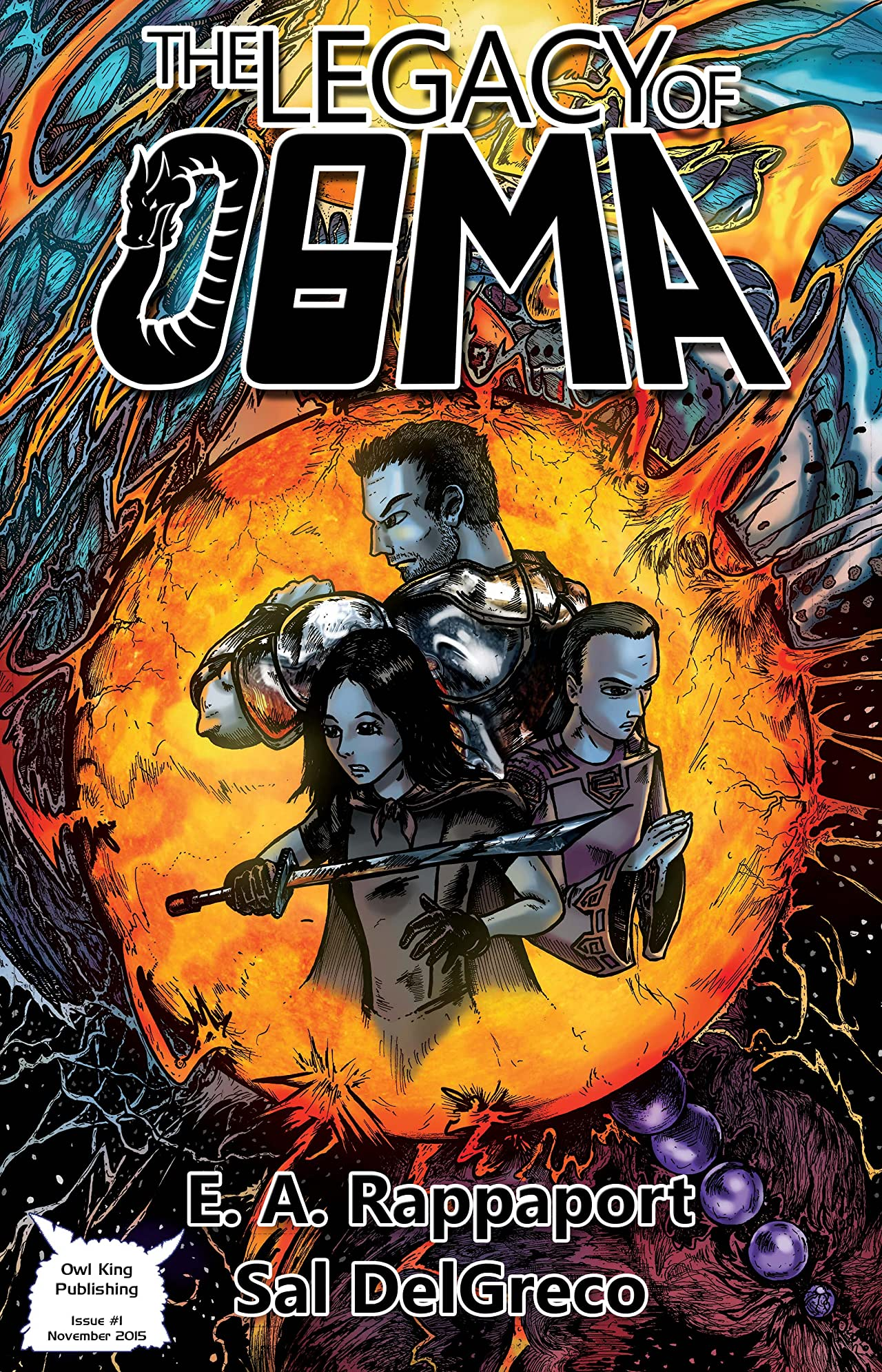 The Legacy of Ogma Vol. 1: The Mystery of the Weapons