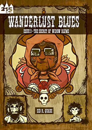 Wanderlust Blues: Origins #3