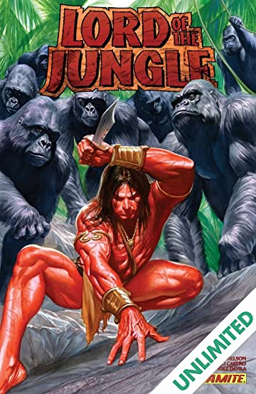Lord of the Jungle Vol. 1