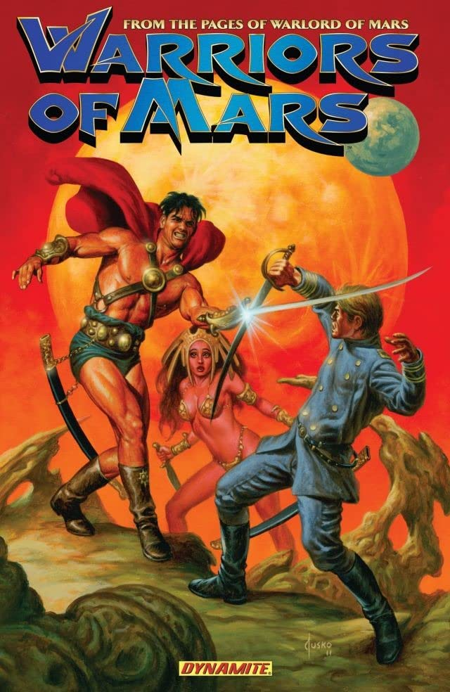 Warriors of Mars: Collection