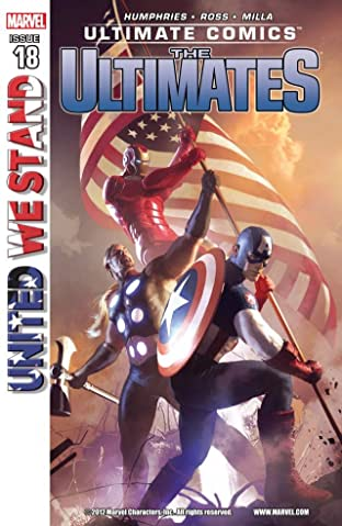 Ultimate Comics Ultimates No.18