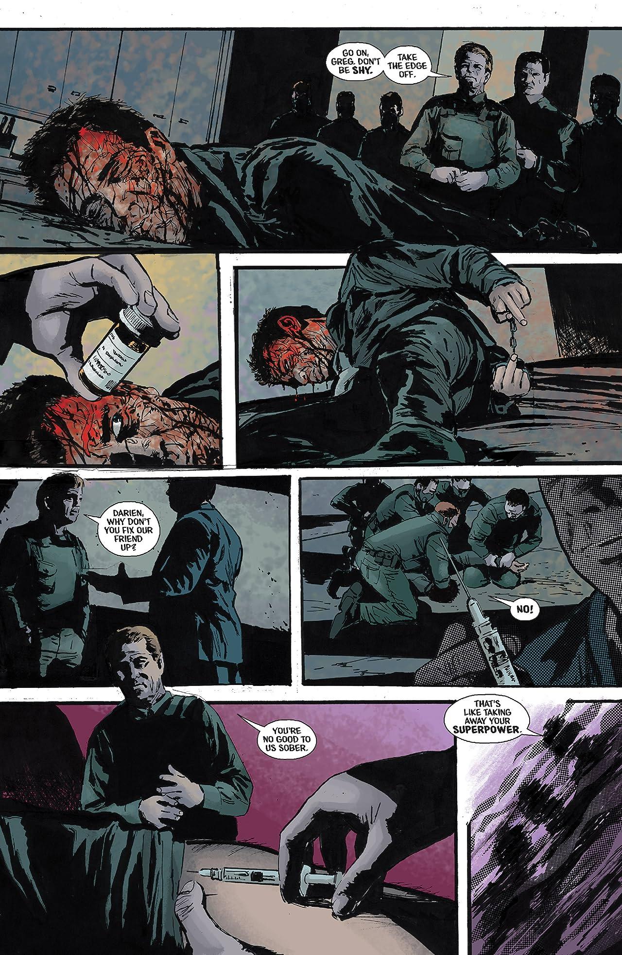The Black Hood #10
